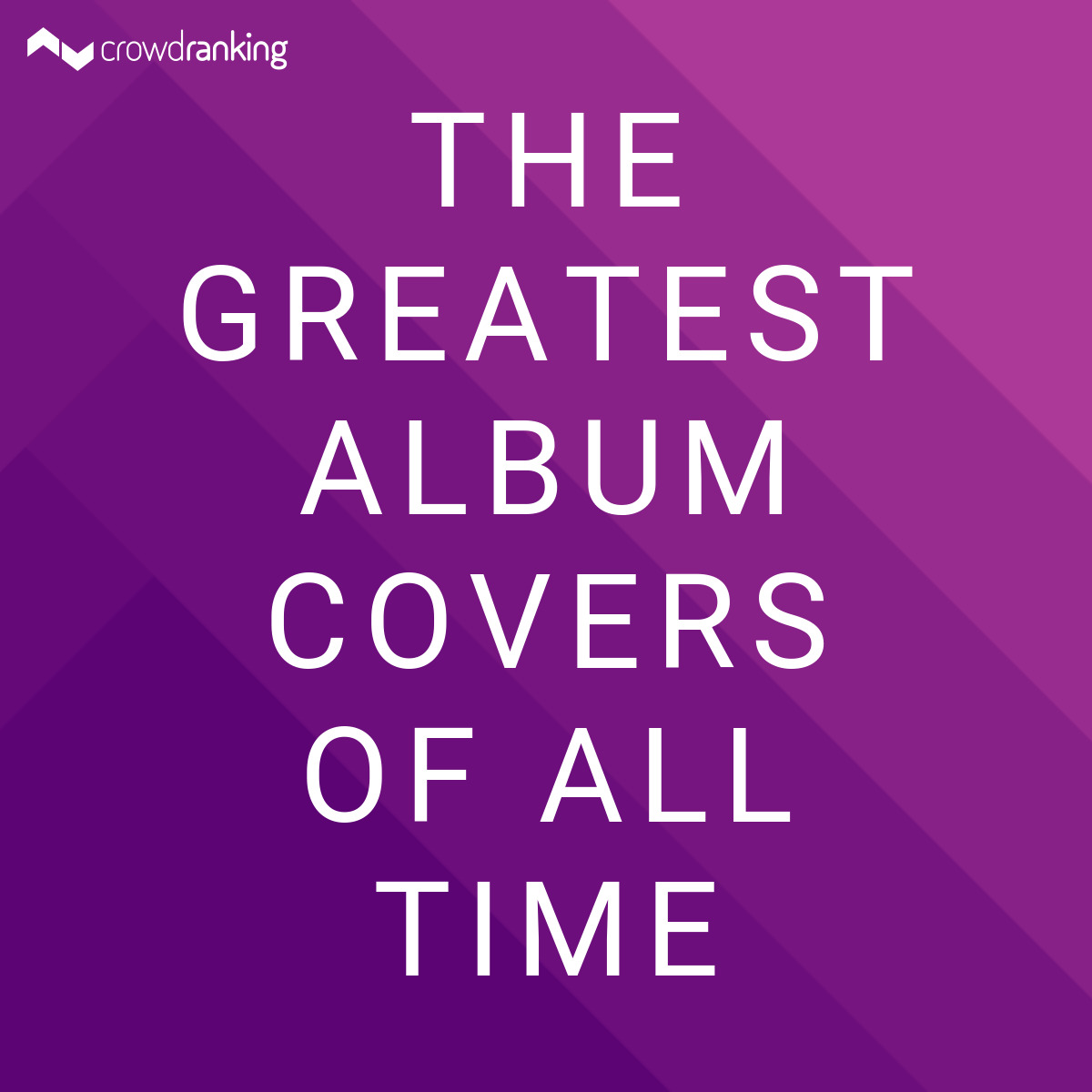 Best Book Covers Of All Time : Top the greatest album covers of very best